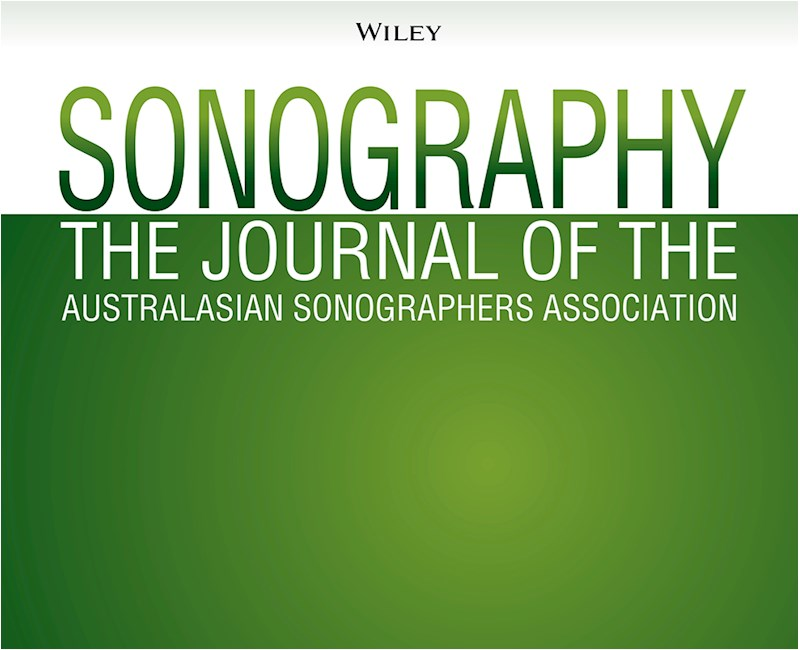 Sonography journal