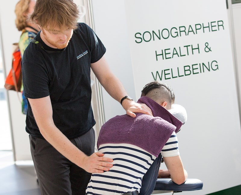 Sonographer Health and Wellbeing